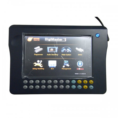 Digimaster 3 Digimaster III Original Odometer Correction Master with 1080 Tokens Get Free CAS4+ Software Promotion Ti
