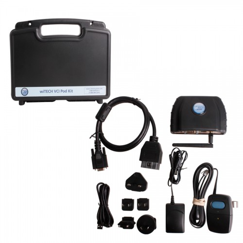 WITECH Original  Diagnostic System for Chrysler