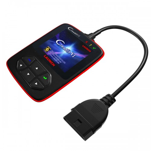 Launch Creader VI OBD2 OBDII EOBD Code Reader original version