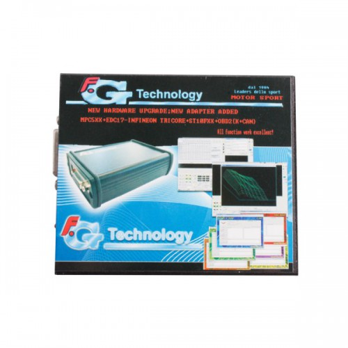 FGTech Galletto 2-Master EOBD2 with BDM funtion