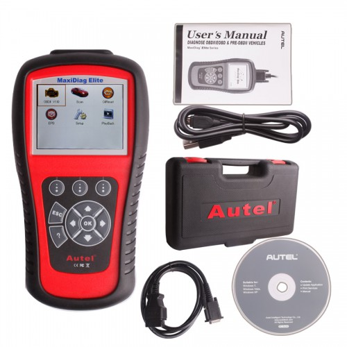 Autel Maxidiag Elite MD703 +DS model for all system update internet