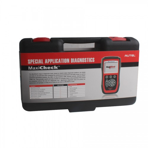 Original Autel MaxiCheck Airbag/ABS SRS Light Service Reset Tool