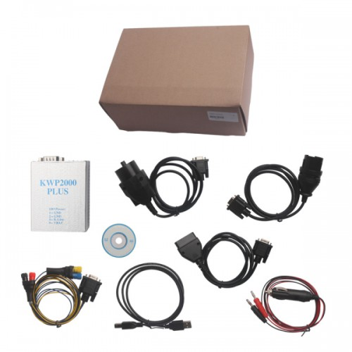 KWP2000 Plus ECU REMAP Flasher Tuning Tool Free Shipping