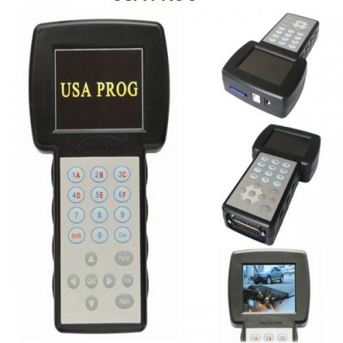 USA PROG Standard Package ( Need Purchase Software Seperately )