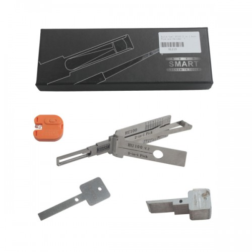HU100 2 in 1 Auto Pick and Decoder For Buick For Opel