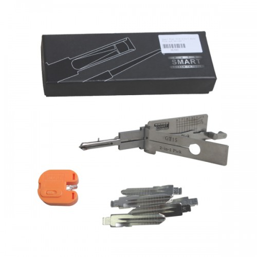 Smart GT15 2-in-1 Auto Pick and Decoder for Fiat