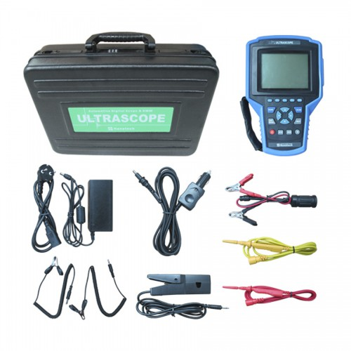 ADS7100 ULTRASCOPE Dual Channel Oscilloscope & Multimeter