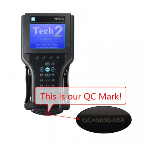 Tech2 für GM Diagnostic Scanner Working for GM mit B card
