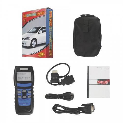 Professional Diagnostic Tool M608 for MITSUBISHI