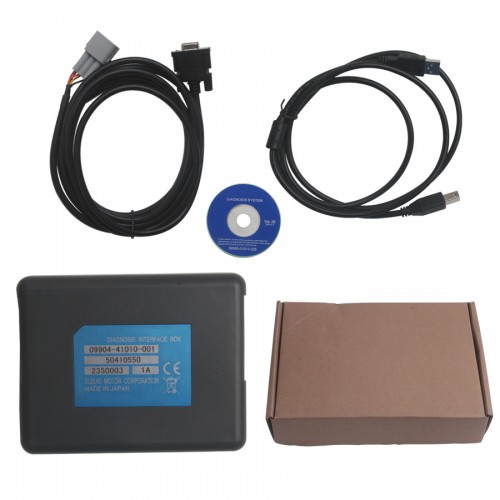SDS For SUZUKI Motorcycle DIAGNOSIS SYSTEM