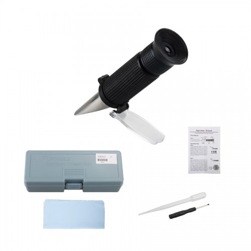 Antifreeze/battery Fluids Refractometer ADD501