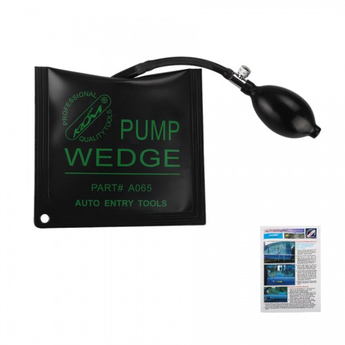 KLOM NEW Small Air Wedge (Black)