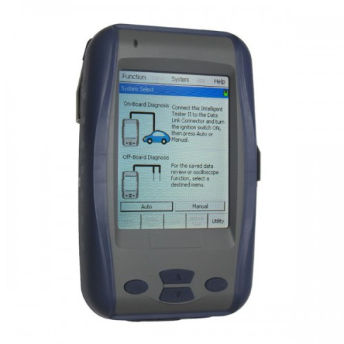 TOYOTA Intelligent Tester IT2 for Toyota and Suzuki  without oscilloscope