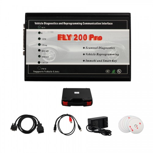 Fly200 PRO for all ford/mazda/jaguar and landrover