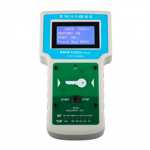 New Hand-held CAS4 1L15Y-5M48H Tester for BMW