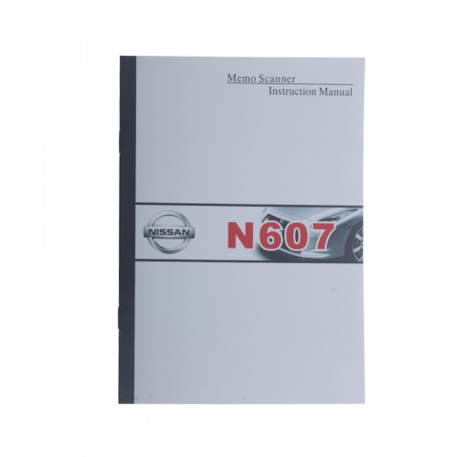 Professional Diagnostic Tool N607 for NISSAN for INFINITI