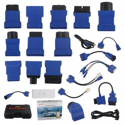 Whole Set Connector Package For Tuirel S777 Professional Auto Diagnostic Tool