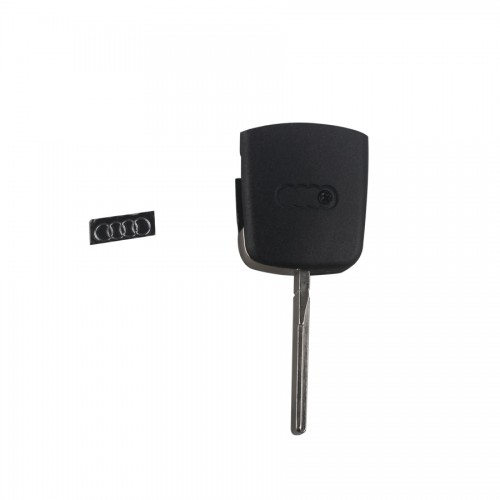 Flip remote key head with ID48 A for Audi  5pcs per lot