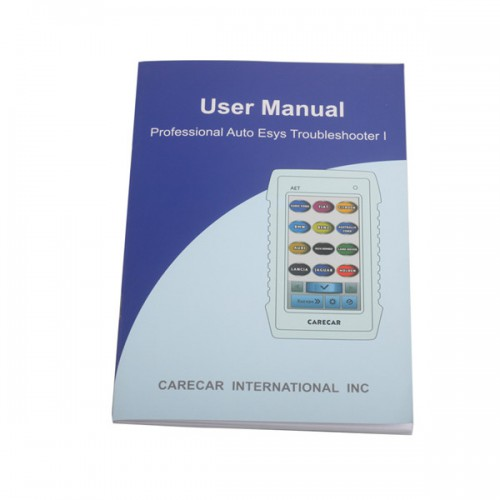 Qriginal Carecar AET-I Retail DIY Professional Auto Diagnostic Tool