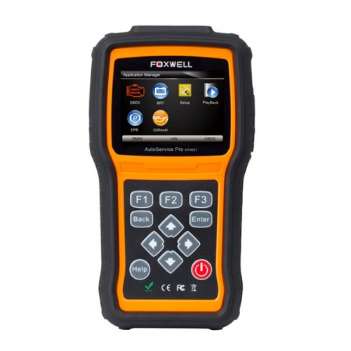 Multi-Application Service Tool NT4021 including Oil Light Reset/EPB Service/Battery Configuration Replace SC283