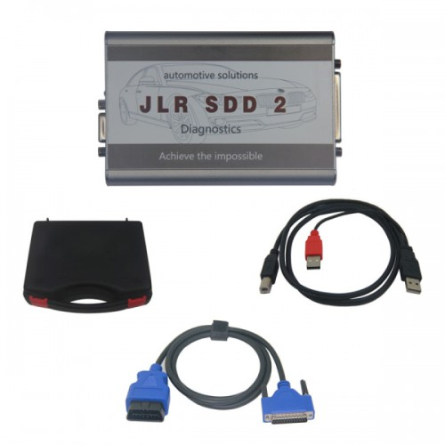JLR SDD2 V146 Version for Landrover and Jaguar Diagnose and Programming Tool