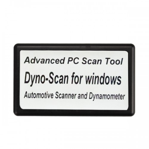 Dyno-Scanner for Dynamometer and Windows