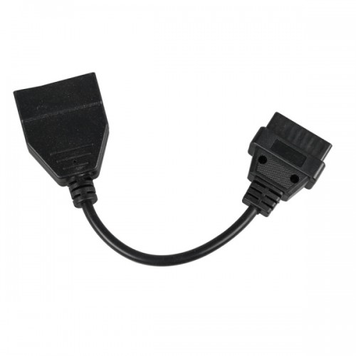 12pin OBD1 To OBD2 connector for GM