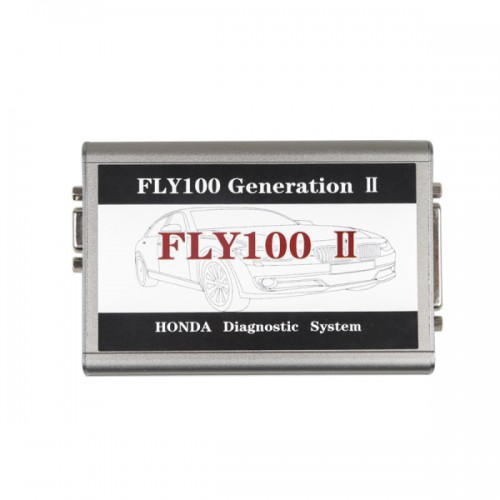 FLY 100 Generation 2 (FLY100 G2) Honda Scanner Full Version Diagnosis and Key Programming support car 2017