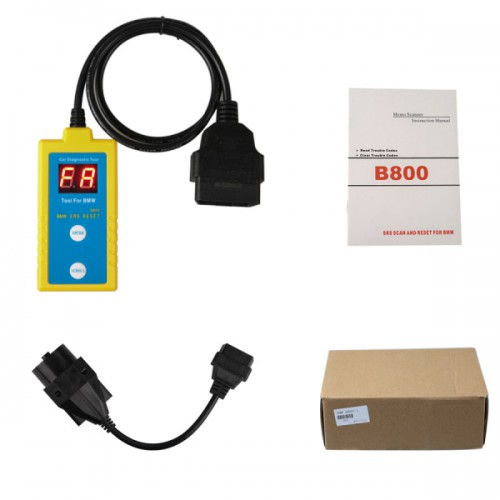Promotion!B800 Airbag Scan/Reset TOOL for BMW