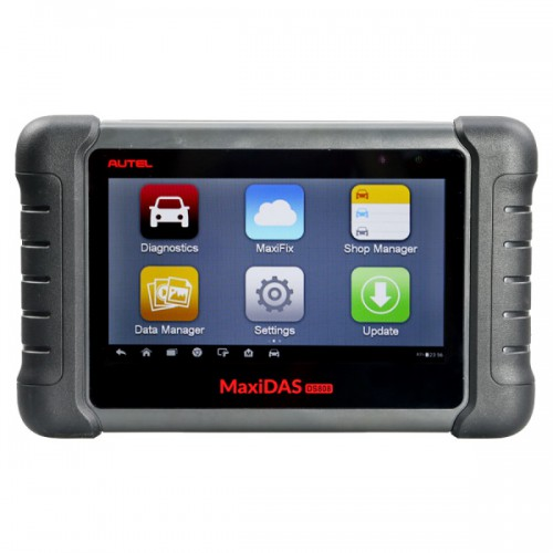 Original AUTEL MaxiDAS DS808 Handheld Touch Screen Diagnostic Tools Update Online