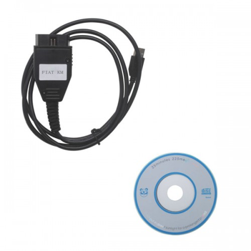 KM Program TOOL via OBD2 For Fiat