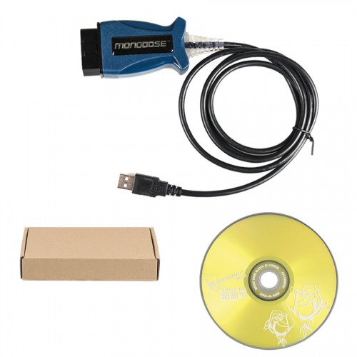 Promotion!Mangoose Pro GM II Cable Supports GDS2 for Global Vehicle Diagnostics