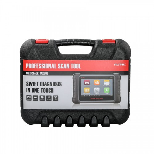 AUTEL MaxiCheck MX808 Android Tablet Diagnostic Tool Code Reader Update Online Free for One Year