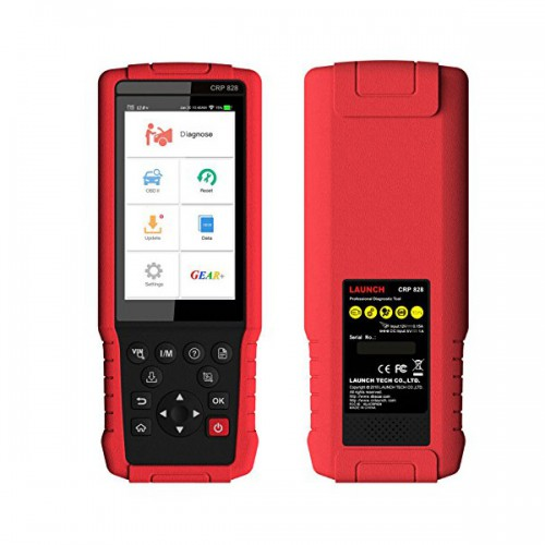 Launch CRP828 Diagnostic Scanner Customized for Asian Cars