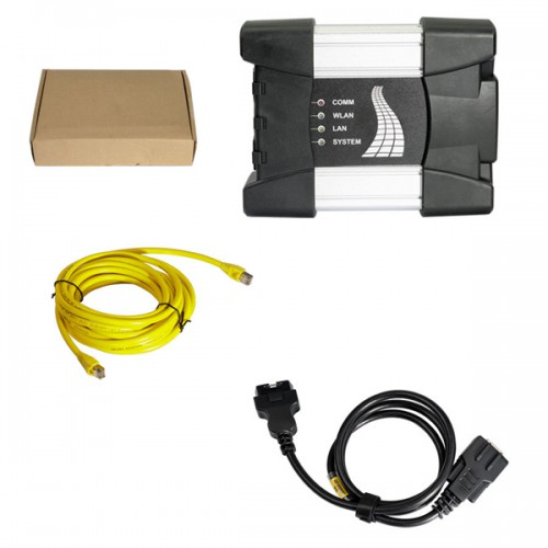 Best Quality BMW ICOM NEXT Professional Diagnostic Tool with WIFI Fuction Free Shipping