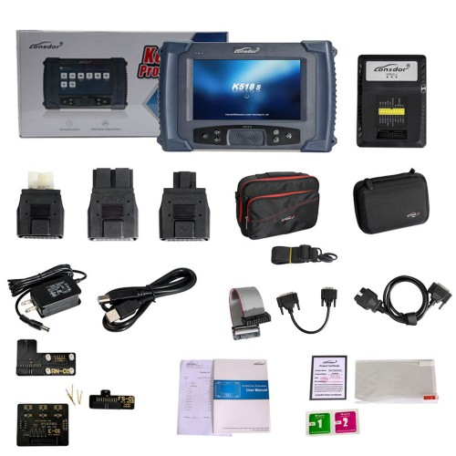 LONSDOR K518S Key Programmer Full Version Support Toyota All Key Lost Free Shipping
