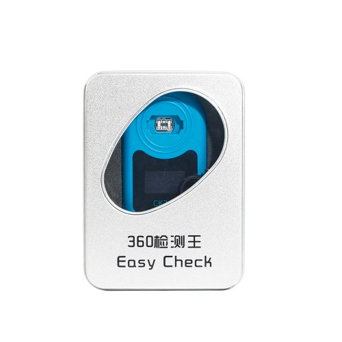2019 New CK360 Easy Check Remote Control Remote Key Tester for Frequency 315Mhz-868Mhz & Key Chip & Battery 3 in one Free Shipping