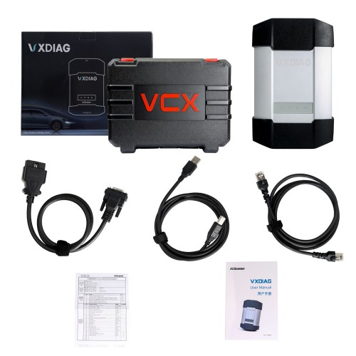 AllScanner VXDIAG Multi Diagnostic Tool For BMW & BENZ 2 in 1 Scanner Without HDD