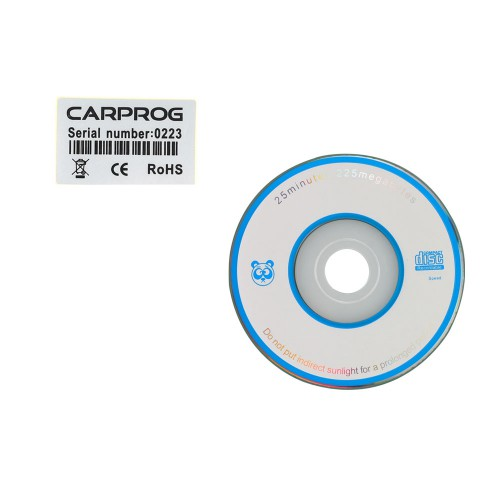 V10.93 Carprog VSCAN Full  with 21 Adapters: Airbag reset best & Dash, Immo, MCU/ECU