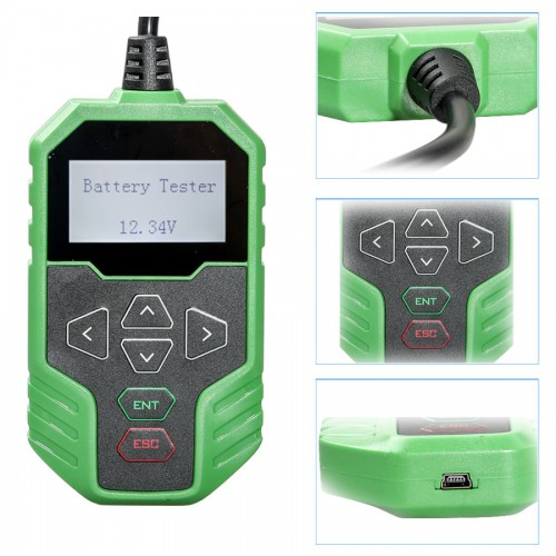 [Ship from UK]OBDSTAR BT06 Autobatterie Tester Kostenloser Versand