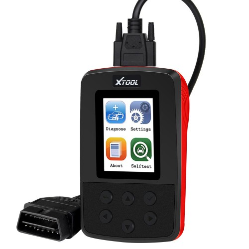 XTOOL SD100 Volle OBD2 Code Reader Multi-Language