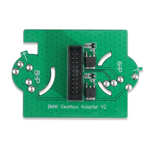 Yanhua Mini ACDP Module11 Clear EGS ISN Authorization with Adapters Newly add 6HP Fuction