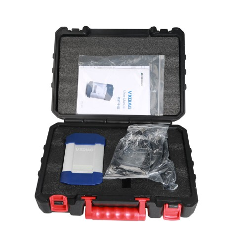 VXDIAG Multi Tool for Full Brands incl JLR HONDA GM VW FORD MAZDA TOYOTA Subaru VOLVO BMW BENZ with 2TB HDD &T420 Laptop