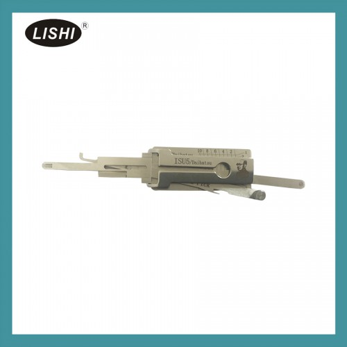 LISHI ISU5(IGN) 2 in 1 Auto Pick and Decoder