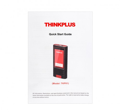 Thinkcar Thinkplus full system OBD2  Diagnostic tool Car Vehicel Diagnosis Automatically Uploaded Professional Report Easy Auto Full System Check