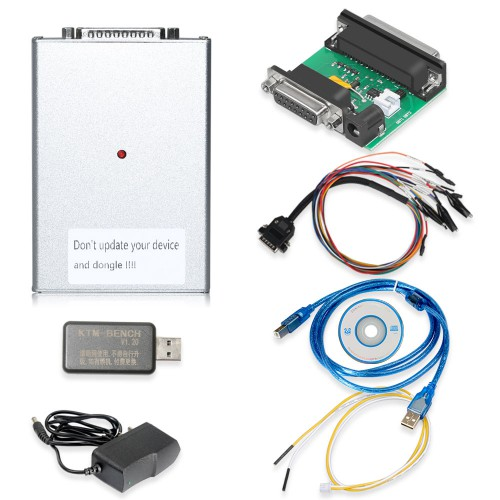 (Ship from UK)Latest 1.20 KTM BENCH ECU Programmer with More ECUs No Token Limitation