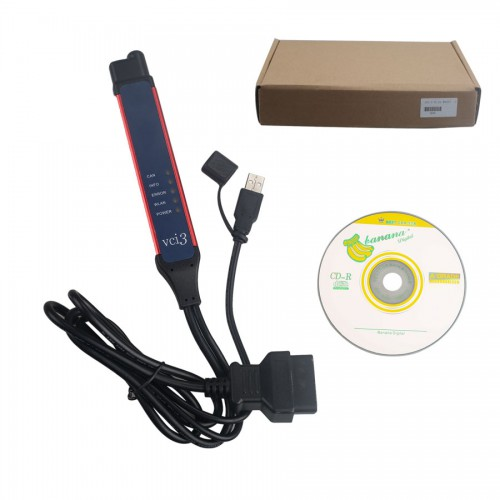 V2.46& V2.31 Scania SDP3 VCI-3 VCI3 Scanner Wifi Wireless Diagnostic Tool for Scania Multi-language