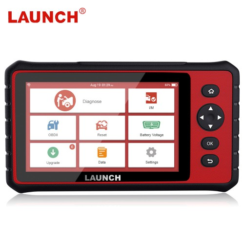 LAUNCH X431 CRP909 OBD2 Car Diagnostic Scanner Professional OBD2 Scanner with 15 Service Functions