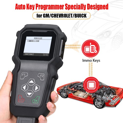 GODIAG K102 GM/CHEVROLET/BUICK Hand-held key Programming