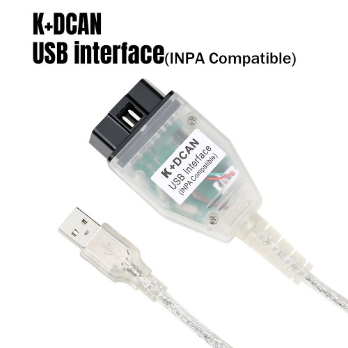 New INPA K+CAN With FT232RQ Chip for BMW with Switch